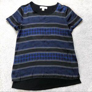 Michael Kors Flowey Shirt Size: S